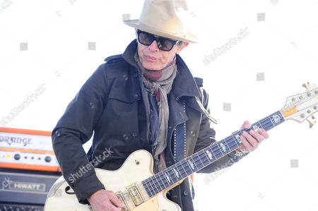 Tom Petersson of Cheap Trick