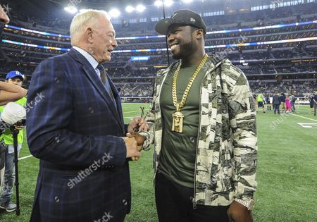 Editorial photo of Chicago Bears v Dallas Cowboys, NFL football game, Arlington, USA - 25 Sep 2016