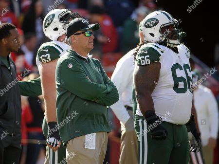 Editorial picture of Jets Chiefs Football, Kansas City, USA