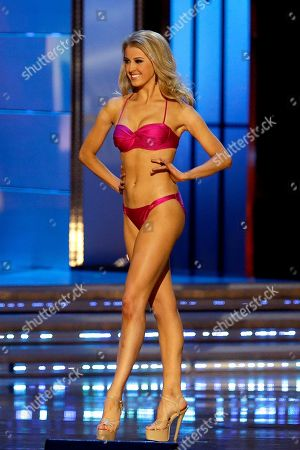 Stock Image of Acacia Courtney Miss Connecticut Acacia Courtney participates in the Miss America 2015 pageant, in Atlantic City, N.J