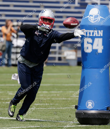 Editorial picture of Patriots Minicamp Football, Foxborough, USA
