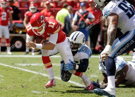 Editorial photo of Titans Chiefs Football, Kansas City, USA