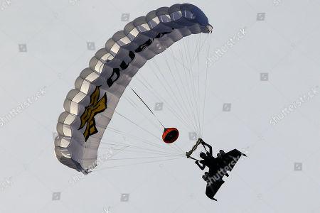 Editorial picture of Icare Paragliding, Saint Hilaire du Touvet, France - 25 Sep 2016
