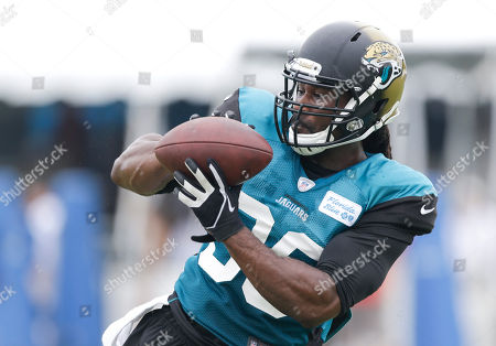 Editorial image of Jaguars Camp Football, Jacksonville, USA