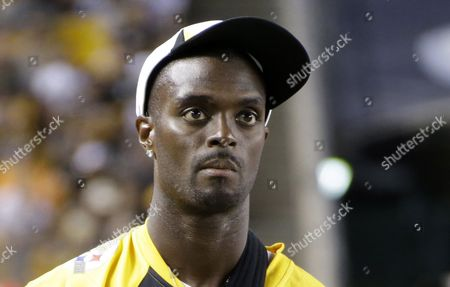 """Plaxico Burress Pittsburgh Steelers wide receiver Plaxico Burress (80) stands on the sidelines during an NFL preseason football game against the New York Giants in Pittsburgh. Former NFL star Plaxico Burress pleaded guilty Monday, Dec. 7, 2015, to New Jersey tax evasion charges after reaching a plea deal that could potentially spare him any jail time. Burress, 38, of Totowa, declined to comment on the plea he entered in state Superior Court, telling reporters to """"have a good day"""" as he left the courtroom"""