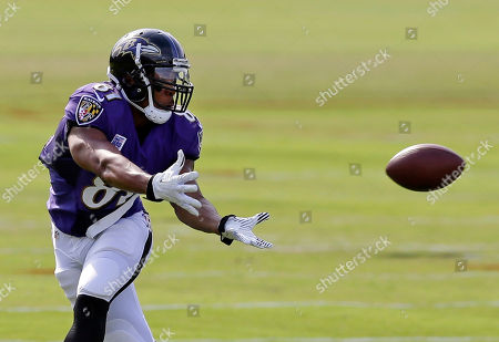 Editorial image of Ravens Camp Football, Owings Mills, USA