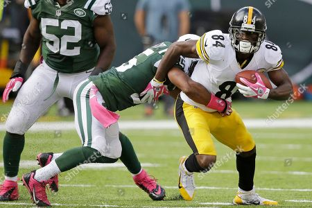 Editorial photo of Steelers Jets Football, East Rutherford, USA