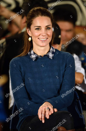 Stock Photo of Catherine Duchess of Cambridge