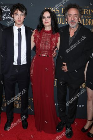 Editorial image of 'Miss Peregrine's Home for Peculiar Children' film screening, New York, USA - 26 Sep 2016