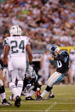 Editorial photo of Panthers Jets Football, East Rutherford, USA