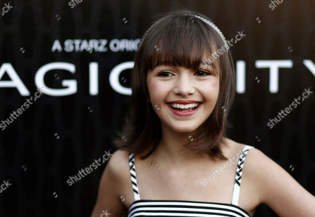 """Taylor Blackwell Cast member Taylor Blackwell arrives at the premiere """"Magic City"""" in Los Angeles, . """"Magic City"""" premieres April 6 on Starz"""