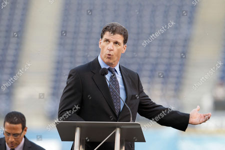 Billy Ray Smith Former San Diego Chargers linebacker Billy Ray Smith gestures during a public memorial service for football player Junior Seau at Qualcomm Stadium, in San Diego. Seau committed suicide on May 2 at his Oceanside, Calif., home. He played parts of 20 seasons in the NFL, with the San Diego Chargers, Miami Dolphins and New England Patriots