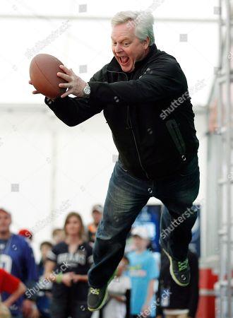 Editorial image of Super Bowl Football, Indianapolis, USA