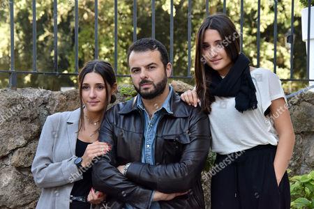 Edoardo De Angelis, Angela Fontana, Marianna Fontana