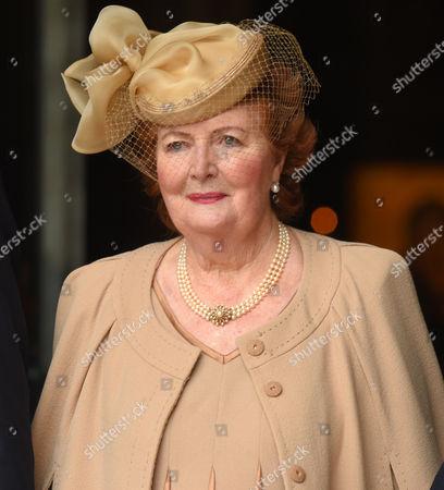 Stock Picture of Helen Joyce (Terry's widow)