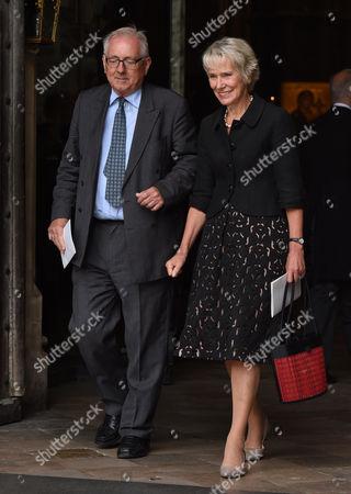Peter Bottomley and Virginia Bottomley