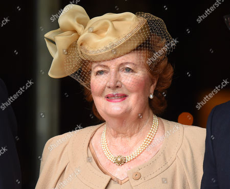 Stock Picture of Helen Joyce (Terry's widow)