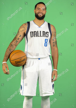 Editorial image of Dallas Mavericks NBA basketball media day, Dallas, USA - 26 Sep 2016