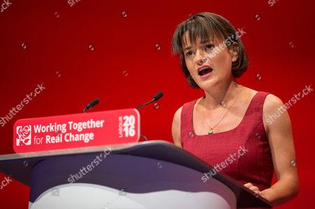 Johanna Baxter, NEC member
