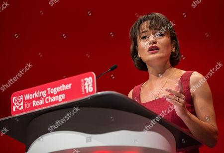 Stock Photo of Johanna Baxter, NEC member