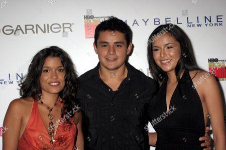Alicia Sixtos, Jesse Garcia , Emily Rios