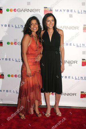 Alicia Sixtos and Emily Rios