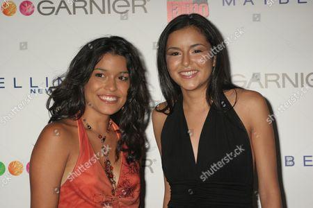 Alicia Sixtos, Emily Rios