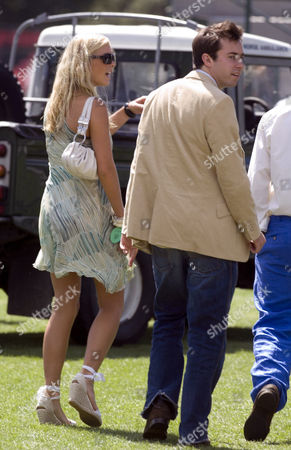 Chelsy Davy and James Murray Wells