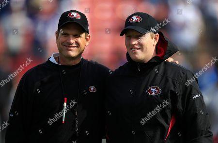 Editorial photo of Giants 49ers Football, San Francisco, USA