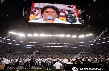 Editorial photo of Redskins Cowboys Football, Arlington, USA