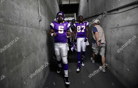 Editorial image of Vikings Chargers Football, San Diego, USA