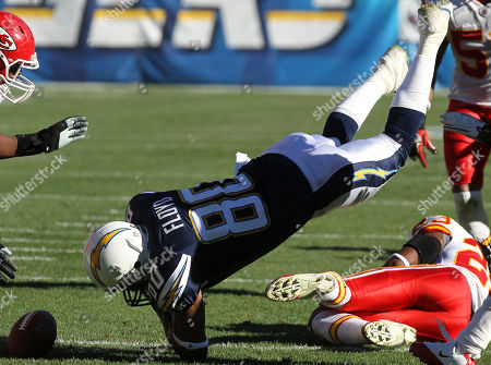 Editorial photo of Chiefs Chargers Football, San Diego, USA