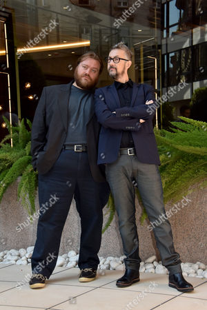 Editorial picture of 'At Your Place' film photocall, Rome, Italy - 27 Sep 2016