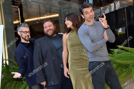 Editorial photo of 'At Your Place' film photocall, Rome, Italy - 27 Sep 2016