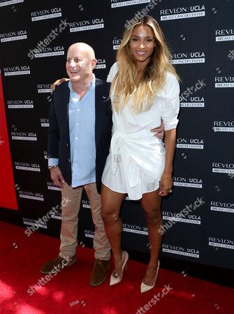 Ron Perelman and Ciara