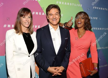 Editorial photo of Hearst Celebrates Launch of Hearstyle, New York, USA - 27 Sep 2016