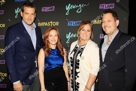 """Editorial picture of """"Younger"""" and """"Impastor"""" New York Premiere party, USA - 27 Sep 2016"""