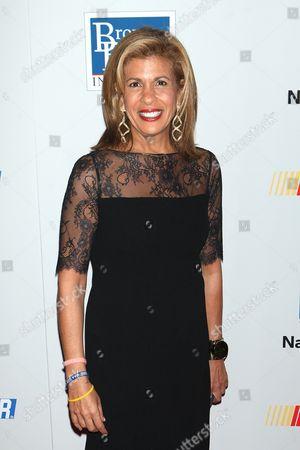 Editorial photo of The NASCAR Foundation Honors Gala, New York, USA - 27 Sep 2016