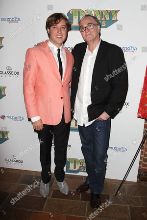 Brendan Toller (Director) and Eamonn Bowles (Pres; Magnolia Pictures)