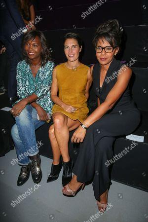 Kareen Guiock, Alessandra Sublet, Audrey Pulvar