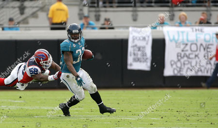 Editorial photo of Bills Jaguars Football, Jacksonville, USA