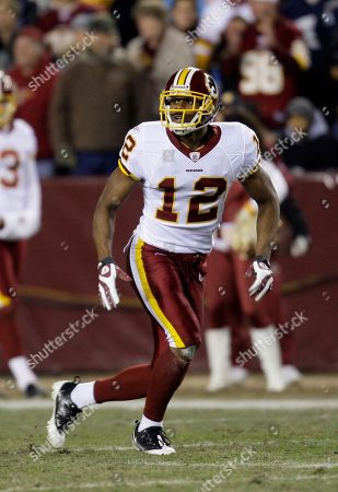 Malcolm Kelly Washington Redskins wide receiver Malcolm Kelly (12) lines up against the Dallas Cowboys during the first half of an NFL football game, in Landover, Md