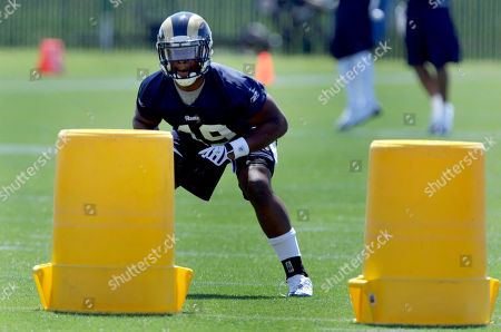 Editorial image of Rams Camp Football, St. Louis, USA