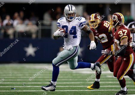 Editorial image of Redskins Cowboys Football, Arlington, USA