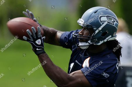Isaiah Stanback Seattle Seahawks' Isaiah Stanback takes part in practice drills, during an NFL football organized team activity in Renton, Wash. The Seahawks claimed the wide receiver, kick returner and former Washington Huskies quarterback off waivers from the New England Patriots last week
