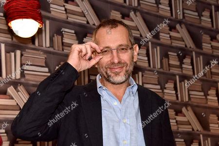 Stock Photo of Corrado Formigli