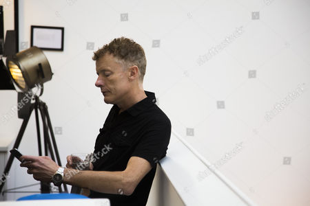 Stock Photo of Martin Phipps (Composer)