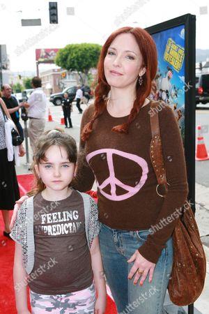 Stella Ritter and Amy Yasbeck