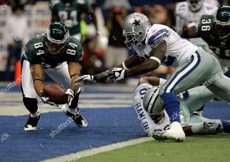 Editorial image of Eagles Cowboys Football, Irving, USA