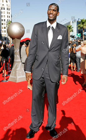 Greg Oden Greg Oden arrives at the 15th annual ESPY Awards, in Los Angeles